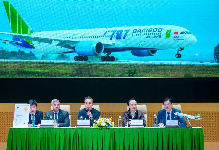 Bloomberg: Bamboo Airways niêm yết trong quý 3/2021, vốn hóa dự kiến 2,7 tỷ USD