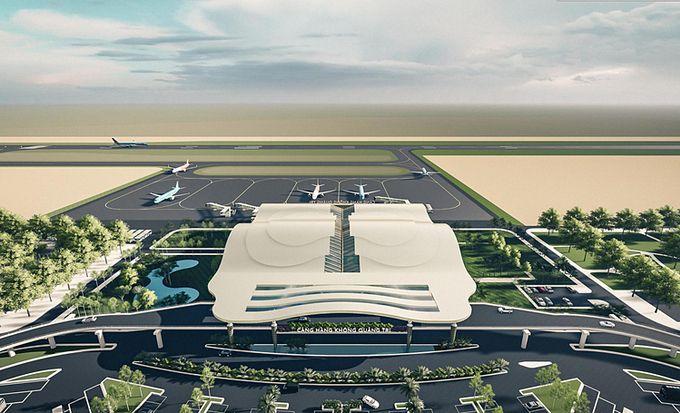 T&T lập báo cáo nghiên cứu tiền khả thi dự án cảng hàng không Quảng Trị