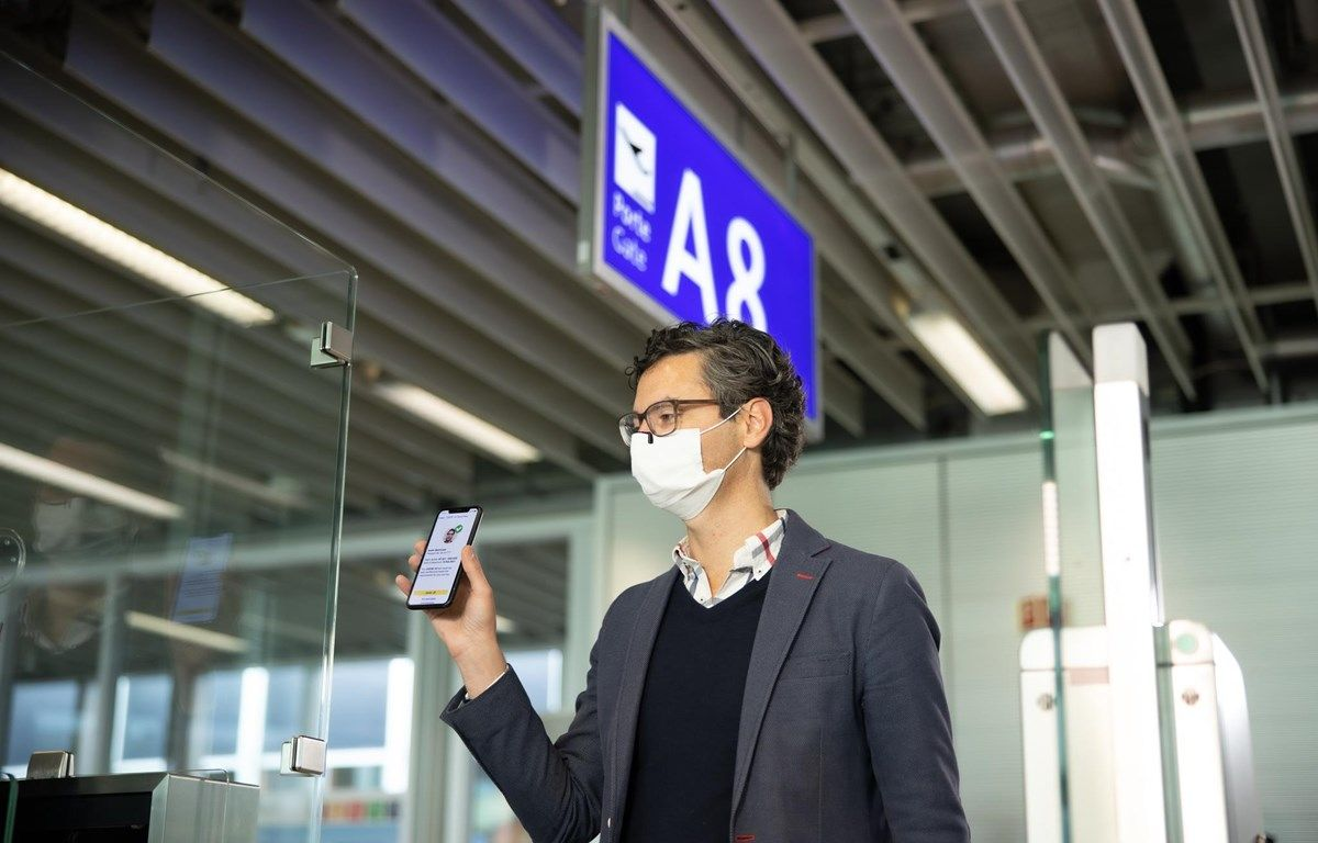 VNA chính thức triển khai thử nghiệm ứng dụng hộ chiếu sức khoẻ điện tử IATA Travel Pass