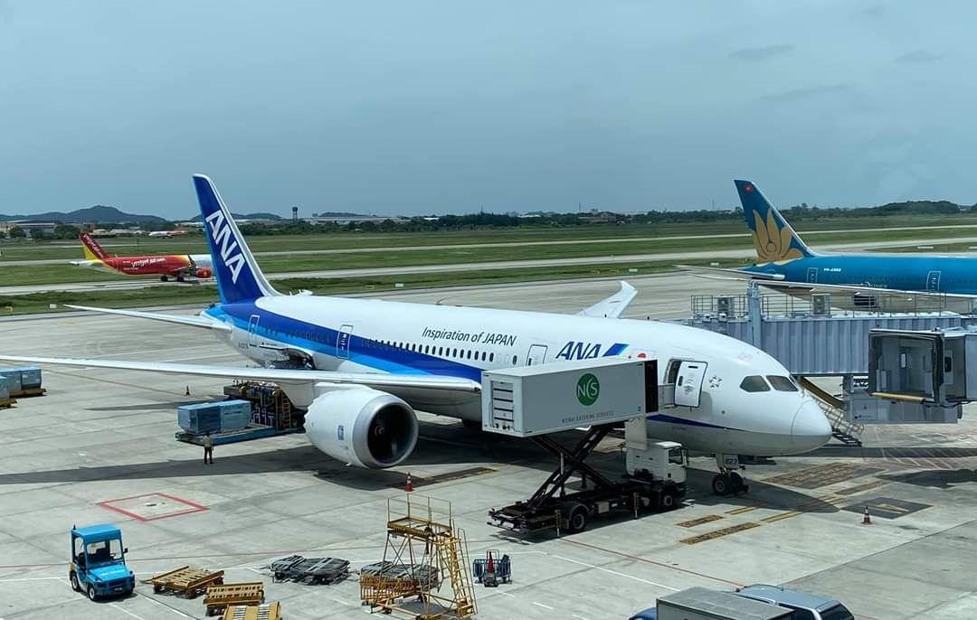 Nhật Bản đề nghị Việt Nam hỗ trợ tăng cường an ninh hàng không trong năm 2021
